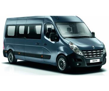 Vans Executivas: Renault